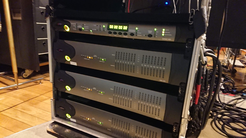 Pro Tools HDX I/O