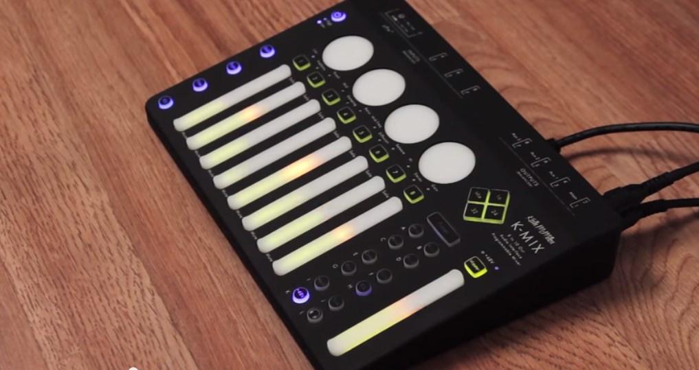 K-Mix Top