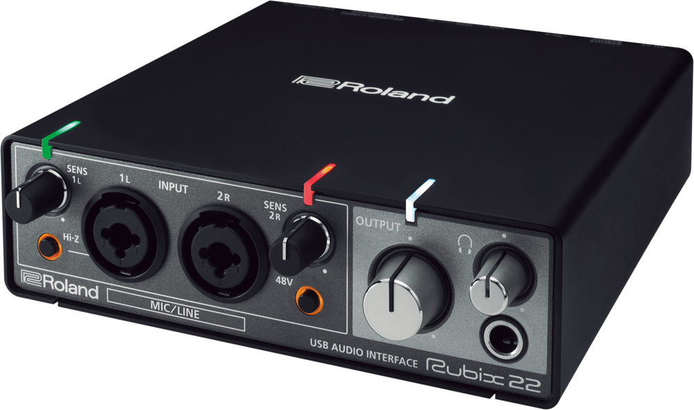 Roland rubix22