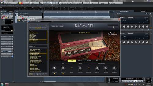 Clavichord  Sustain
