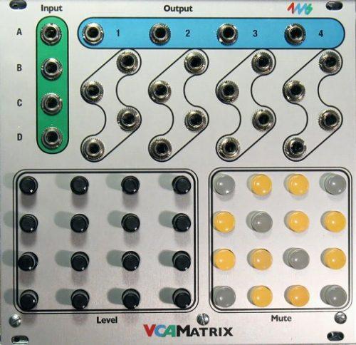 VCA MATRIX
