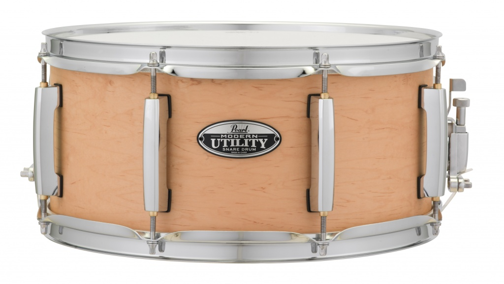 mus1465224-modern-utility-snare-drum-224-matte-natural