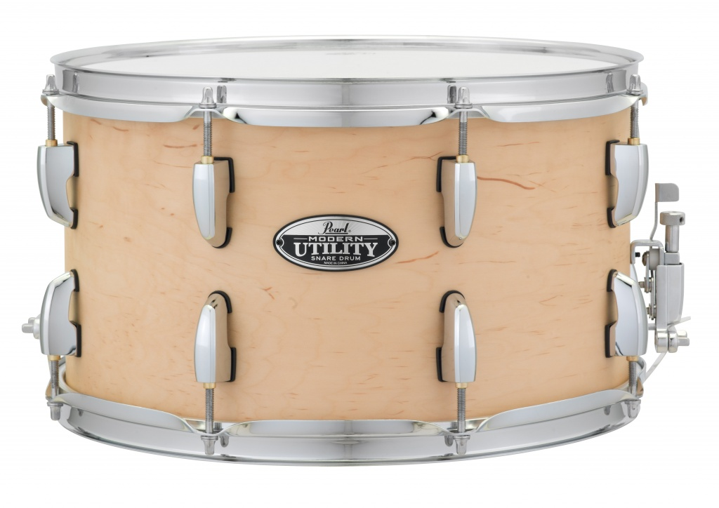 mus1480224-modern-utility-snare-drum-224-matte-natural