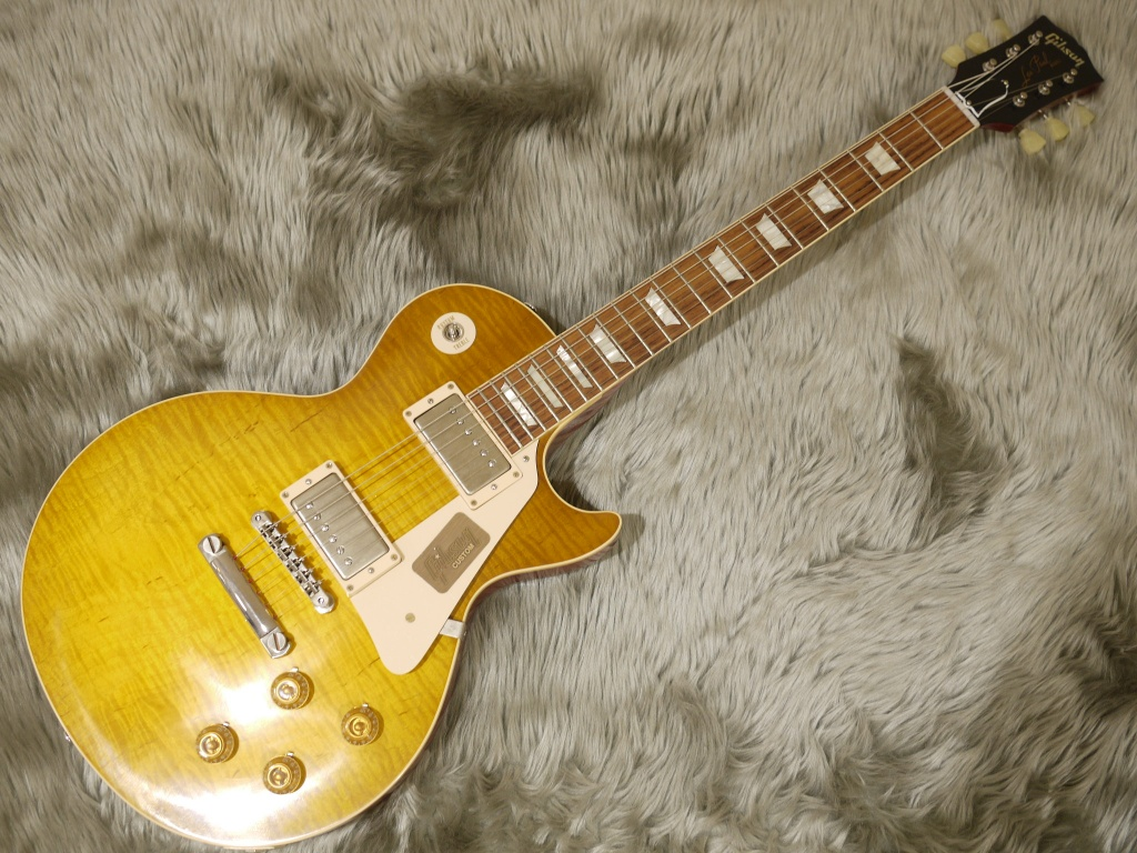 Standard Historic 1958 Les Paul Reissue VOS M50M