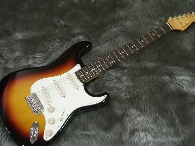 Fender JP EX CL 60S ST全体