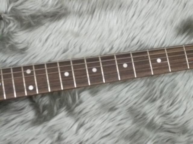 JP EX CL 60S JGの指板画像