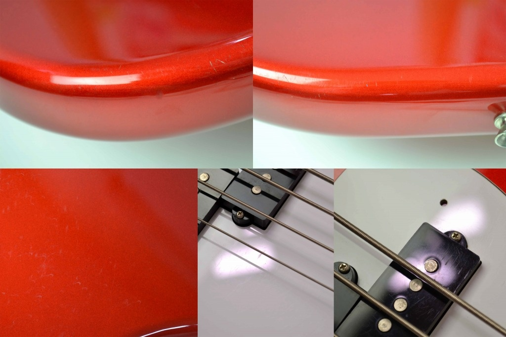 PB-STDの指板画像