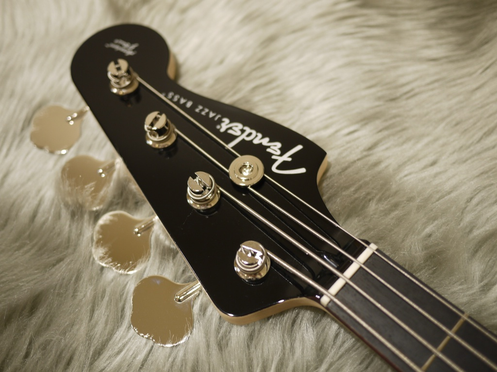 Japan Exclusive Series Aerodyne Jazz Bass Rosewood Fingerboardのヘッド画像