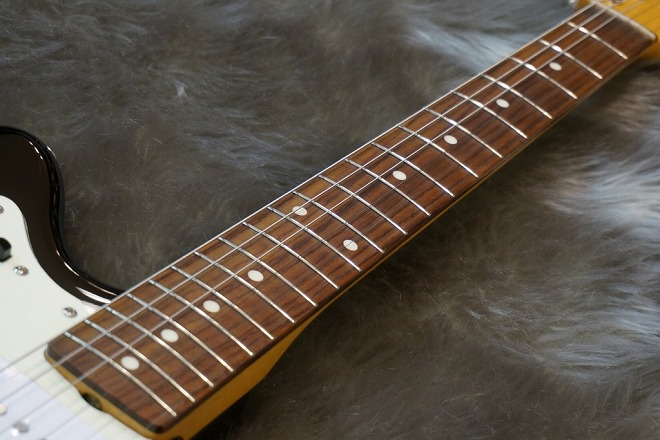 Japan Exclusive Series Classic 60s Jazzmaster Rosewood Fingerboard の指板画像