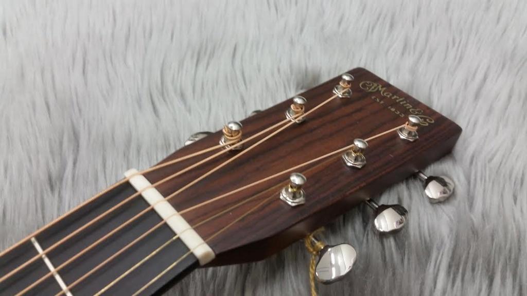 OO-18 STD-Martin(Acoustic)のヘッド画像