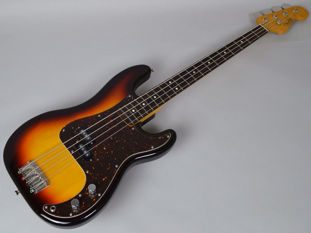 Japan Exclusive CLASSIC '60S P BASSの全体画像