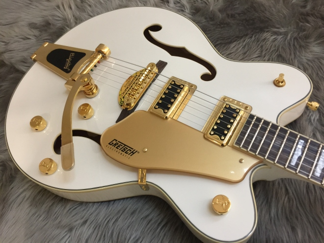 G5422TG Electromatic Collectionのボディトップ-アップ画像