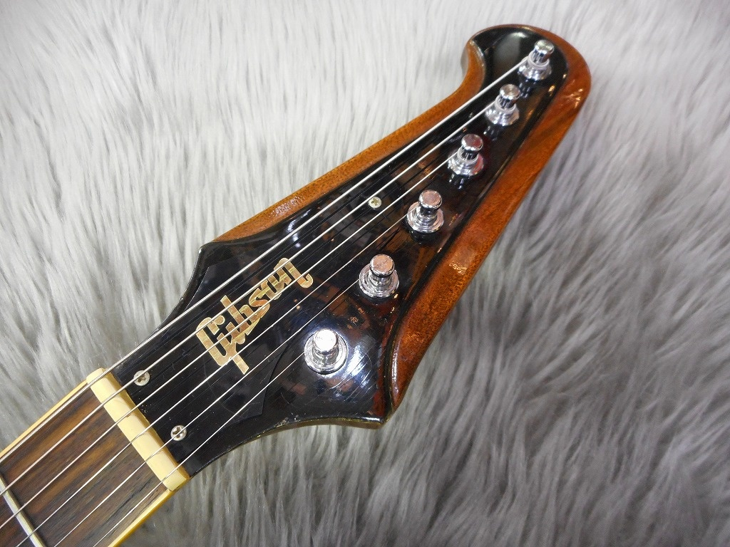 Firebirdのヘッド画像