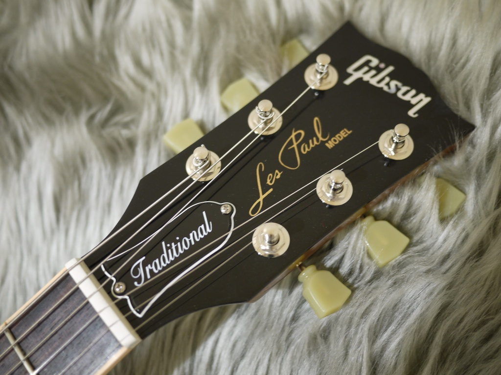 Les Paul Traditional 2016 Tのヘッド画像