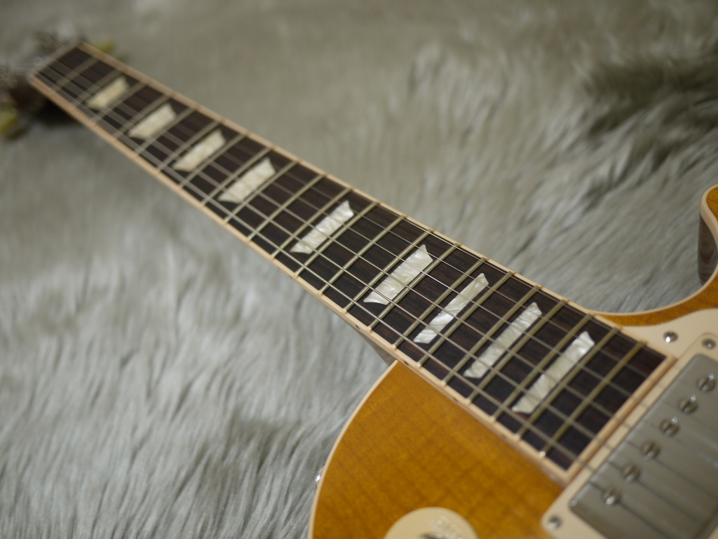 Les Paul Traditional 2016 Tの指板画像