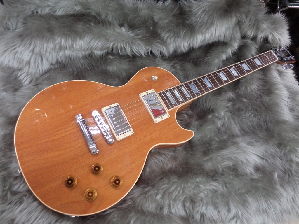LP STD Mahogany Top