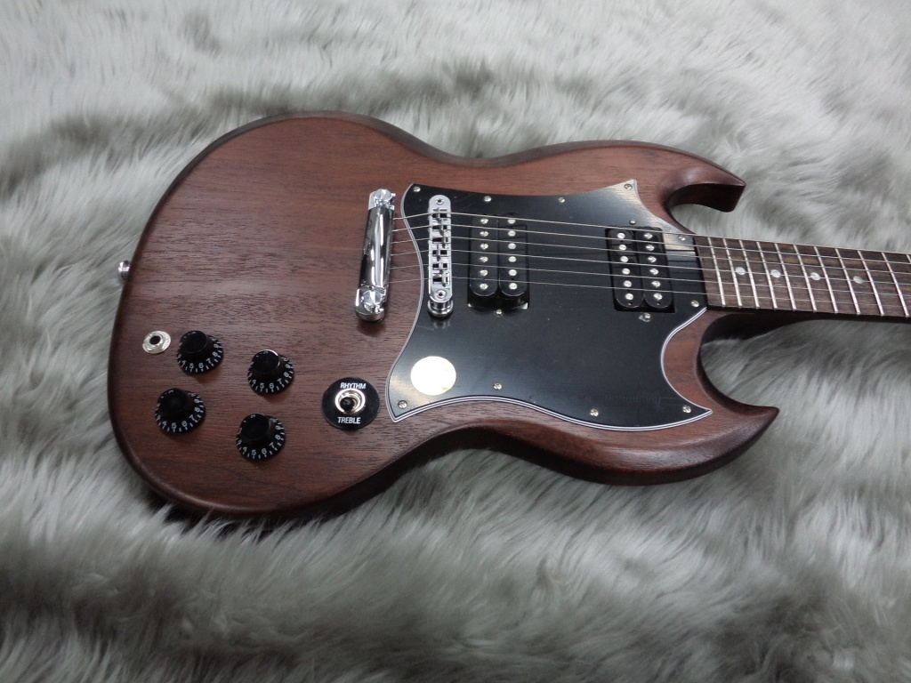 SG Special Faded 2016のボディトップ-アップ画像