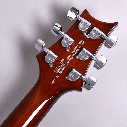 SE 30th Anniversary Custom24のヘッド画像