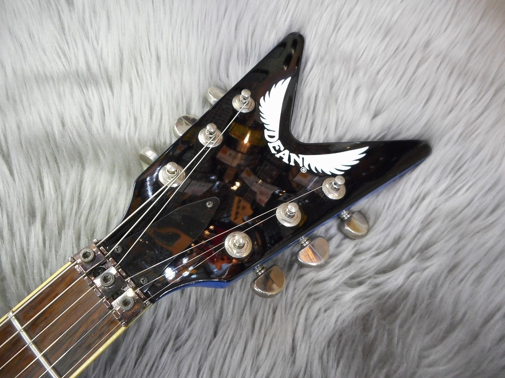Dimebag Dime From Hell CFH ML DFH CFHのヘッド画像
