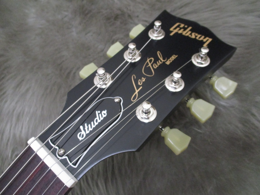Les Paul Stadio Faded 2016のヘッド画像