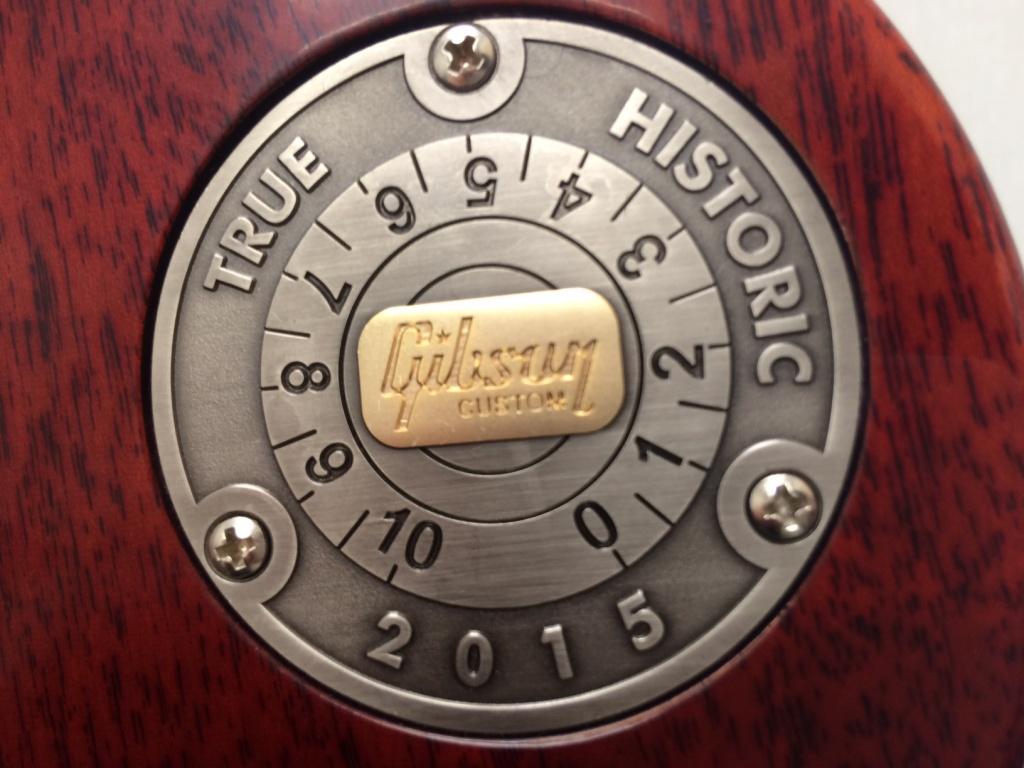 True Historic 1958 Les Paul Reissueのケース・その他画像