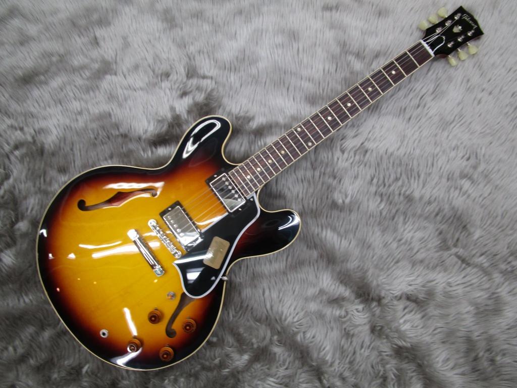 1959 ES 335 Dot Plain