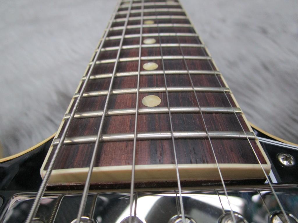1959 ES 335 Dot Plainの指板画像