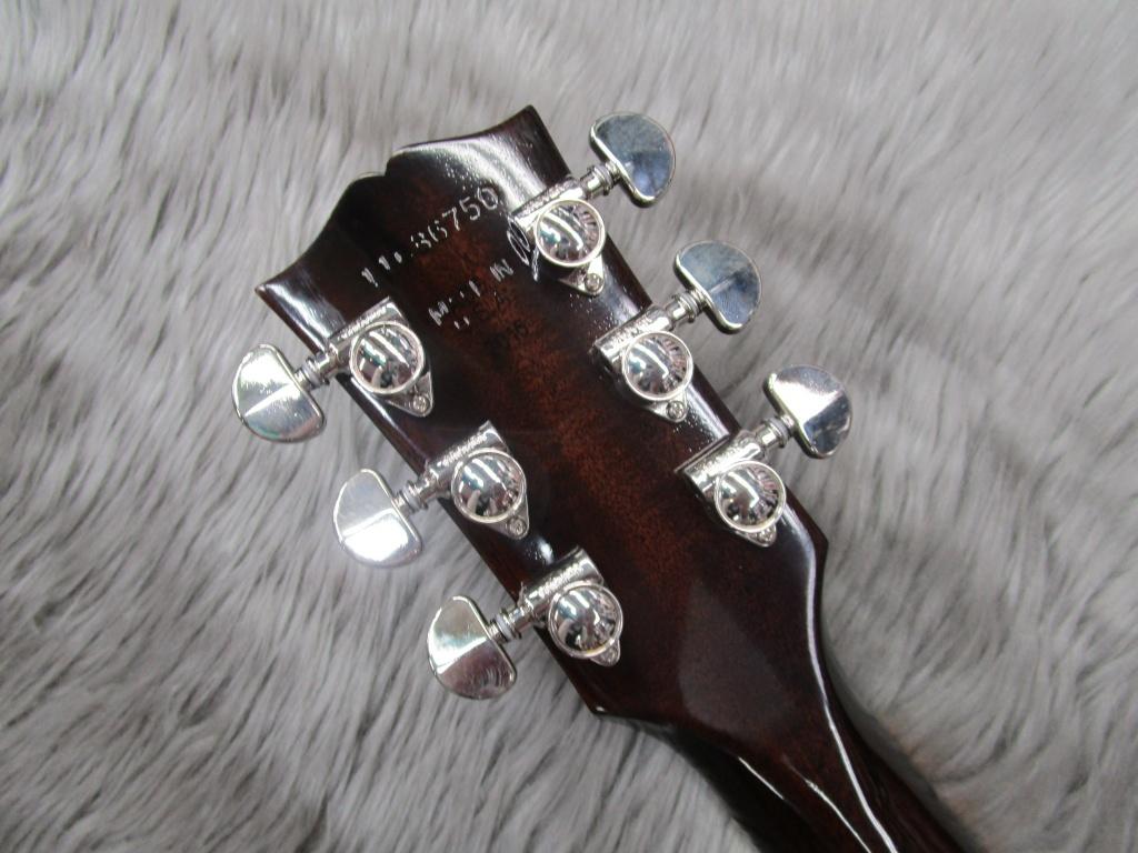 ES 335 Figuredのヘッド裏-アップ画像