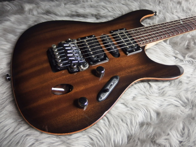 S5470/Prestigeシリーズ Sモデル TKS(Transparent Black Sunburst )