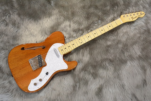Japan Exclusive Series Classic 69 Tele Thinline Maple Fingerboard
