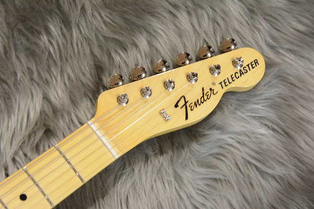 Japan Exclusive Series Classic 69 Tele Thinline Maple Fingerboardのヘッド画像