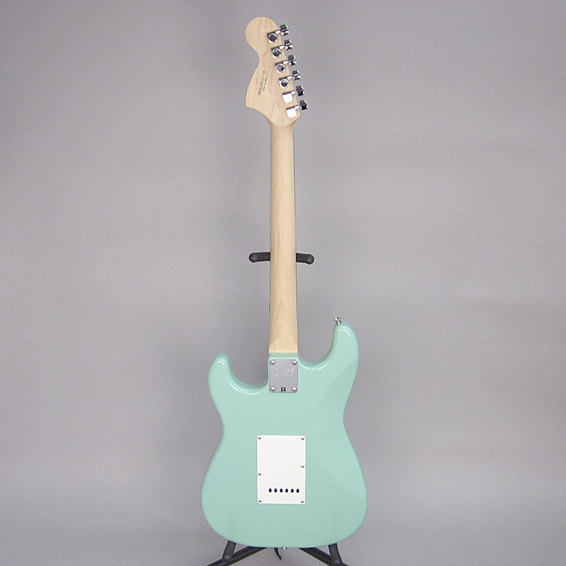 Affinity Series Stratocaster/Rosewoodのボディバック-アップ画像