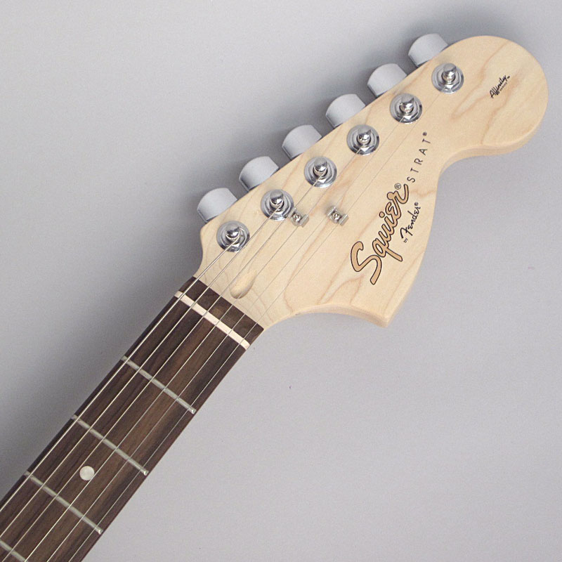 Affinity Series Stratocaster/Rosewoodのヘッド画像