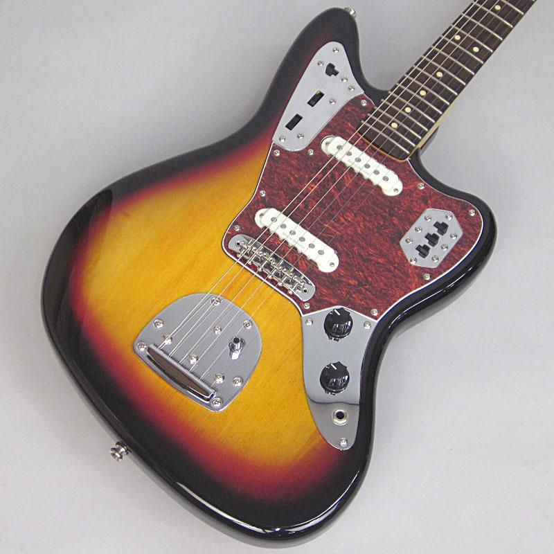Vintage Modified Jaguarのボディトップ-アップ画像
