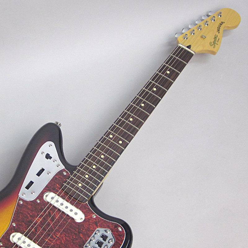 Vintage Modified Jaguarの指板画像