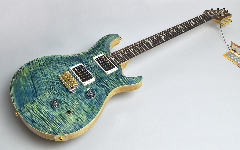 Custom24/2016 Korina 10Top RIVER BLUE