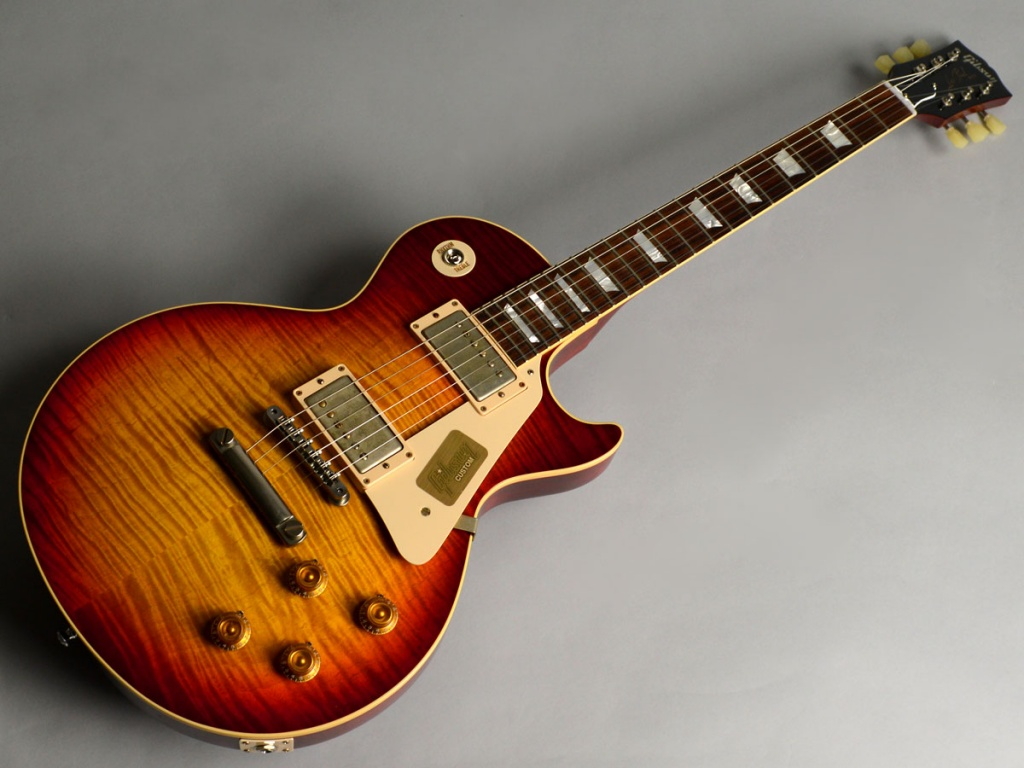 Standard Historic 1959 Les Paul Reissue VOS M2M / Washed Cherry