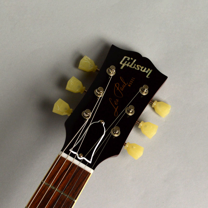 Standard Historic 1959 Les Paul Reissue VOS M2M / Washed Cherryのヘッド画像