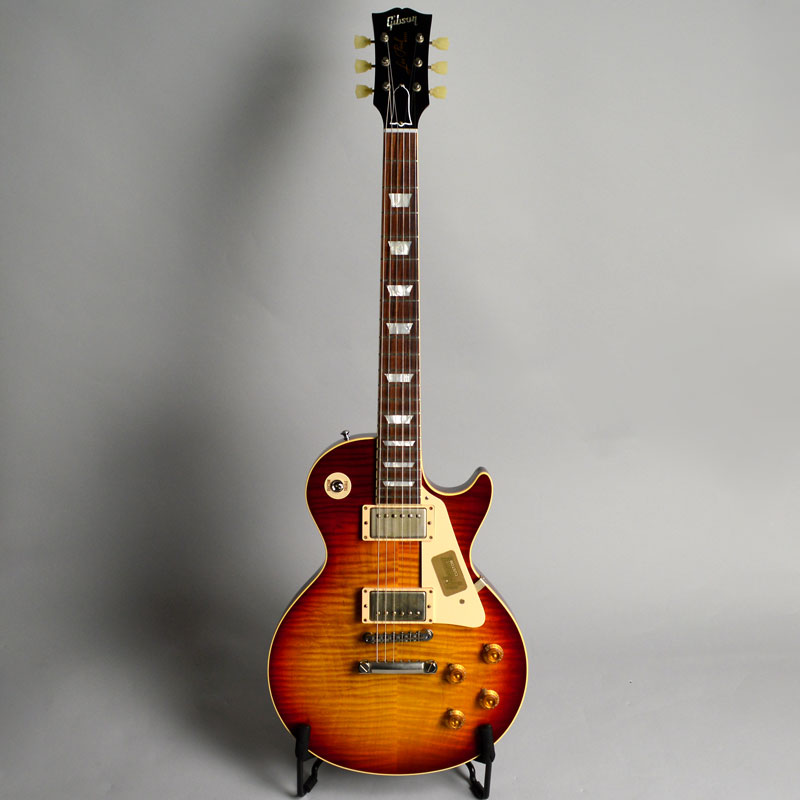 Standard Historic 1959 Les Paul Reissue VOS M2M / Washed Cherryの全体画像(縦)