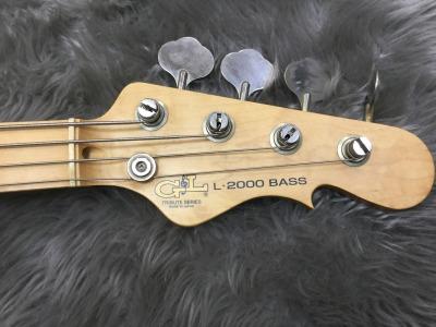 Tribute L2000/Mのヘッド画像