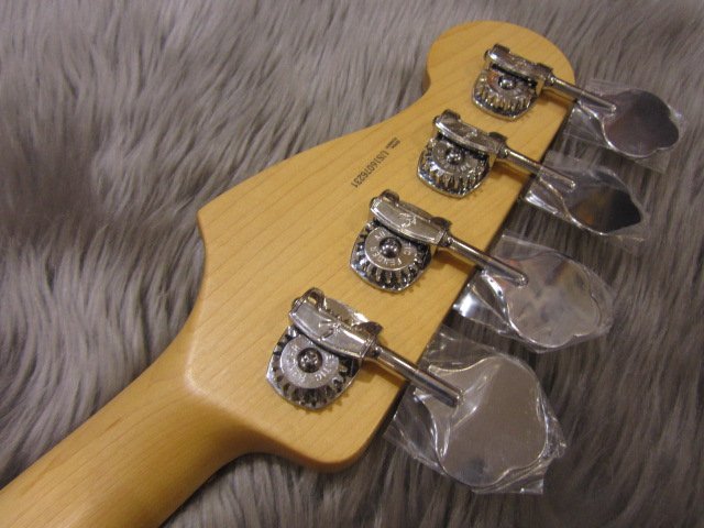 American Pro Precision Bass Rosewood Fingerboardの指板画像