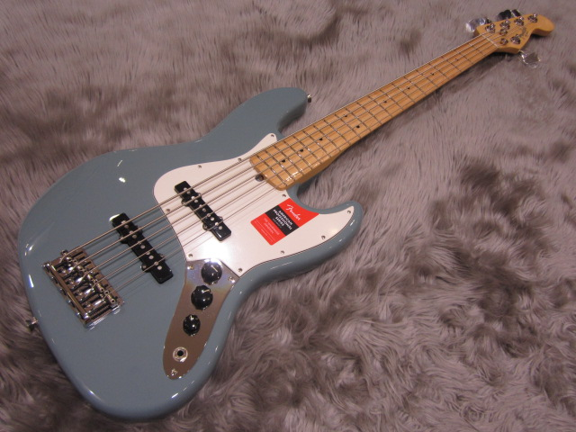 American Pro Jazz Bass V Maple Fingerboard