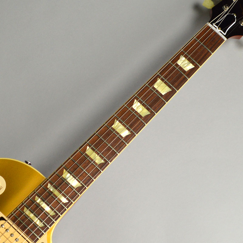 Standard Historic 1957 Les Paul Gold Top VOSの指板画像