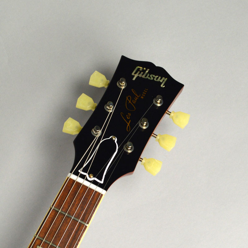 Standard Historic 1957 Les Paul Gold Top VOSのヘッド画像