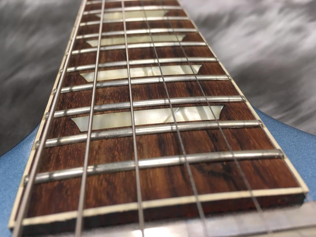 Gibson 1965 Firebird V PBの指板画像
