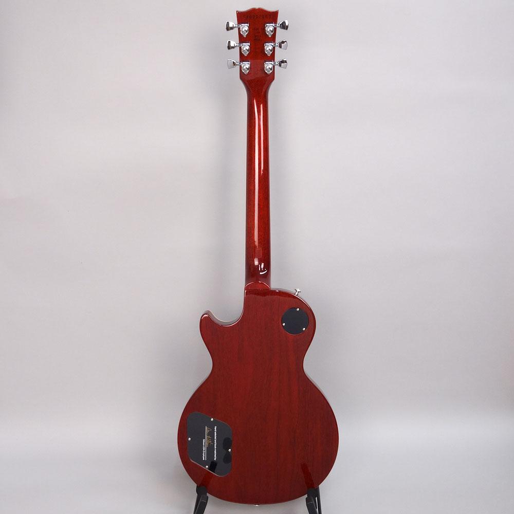 Gibson Les Paul Standard Premium Quilt 2014 Heritage Cherry Sunburst Perimeterのボディバック-アップ画像