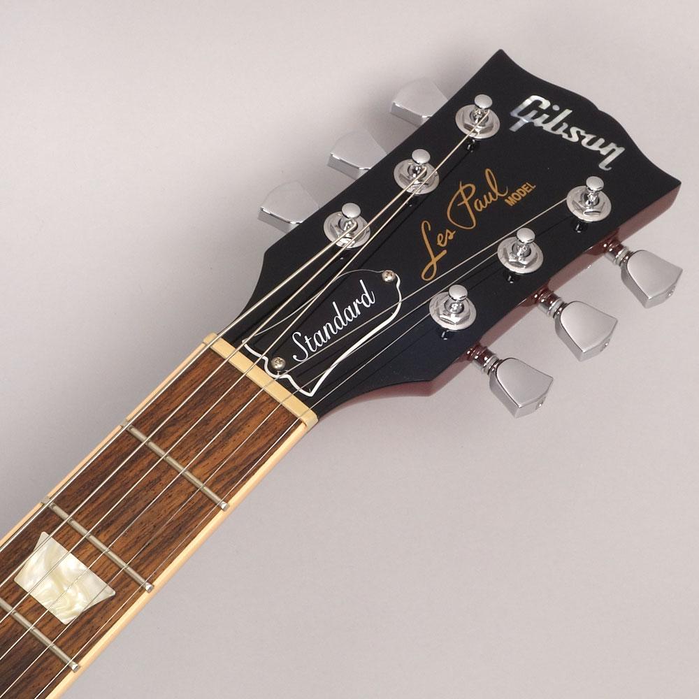 Gibson Les Paul Standard Premium Quilt 2014 Heritage Cherry Sunburst Perimeterのヘッド画像