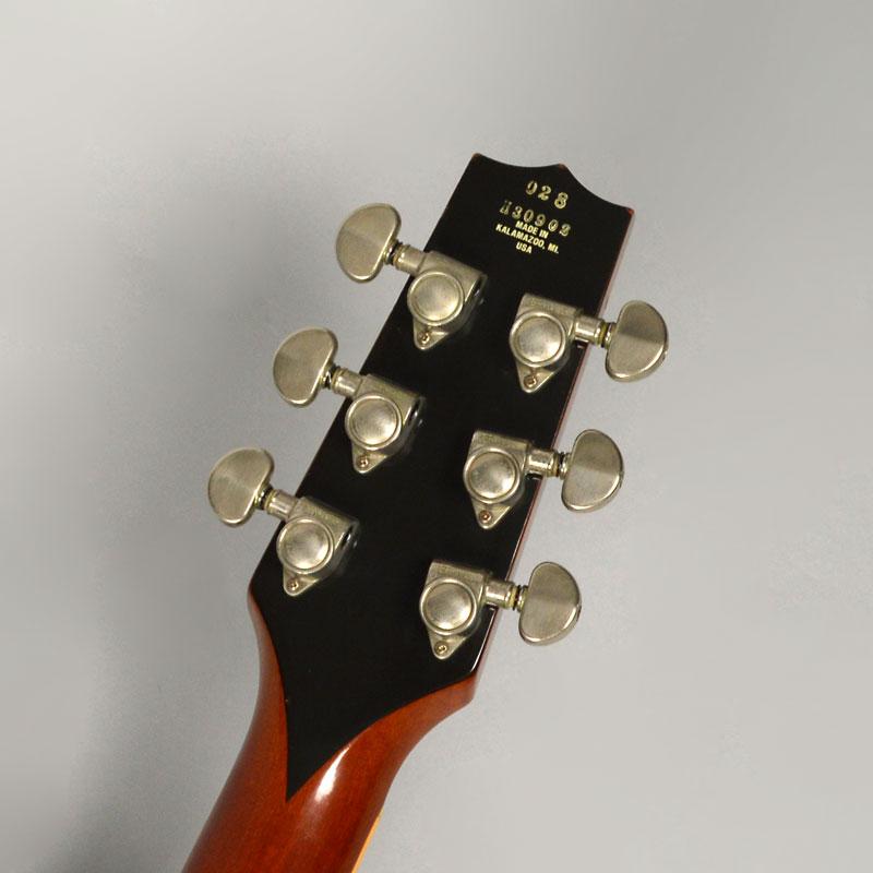 Gary Moore Signature Modelのヘッド裏-アップ画像