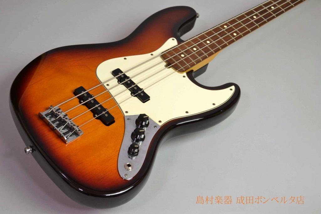 AM STD Jazz Bassのボディトップ-アップ画像