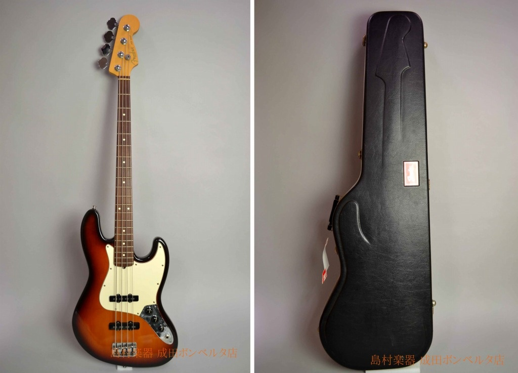 AM STD Jazz Bassのケース・その他画像